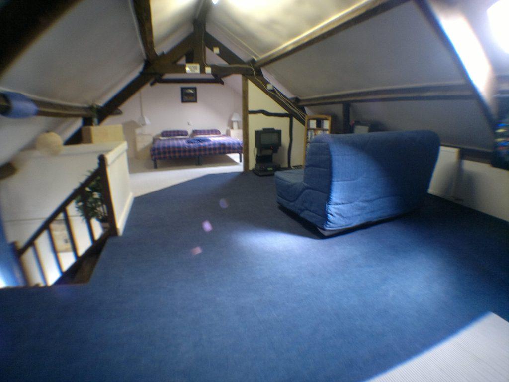 Bedroom 4/The Den